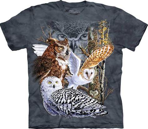 Blouse Owl Blouse Owl Merah owl shirt