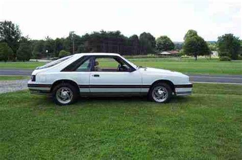 how things work cars 1984 mercury capri auto manual buy used 1984 mercury capri rs hatchback 3 door 5 0l in newton north carolina united states