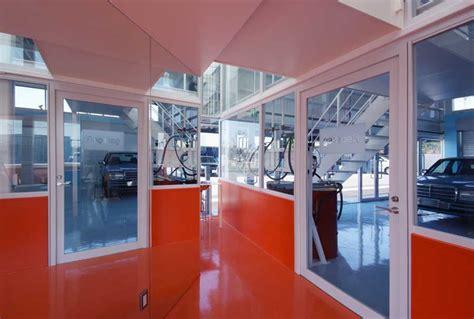 layout car repair workshop auto repair shop nigata japan e architect