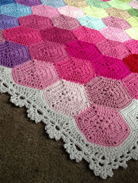 geometric pattern blankets 10 images about crochet geometric lace blanket on