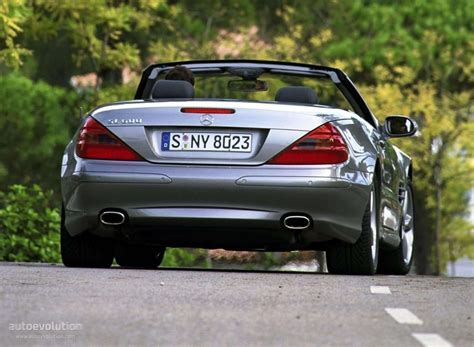 how to fix cars 2001 mercedes benz sl class on board diagnostic system mercedes benz sl klasse r230 specs 2001 2002 2003 2004 2005 2006 autoevolution