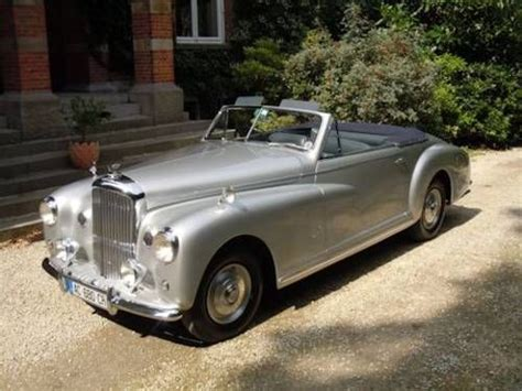 classic bentley convertible 1949 bentley mk vi pininfarina convertible rhd on car and