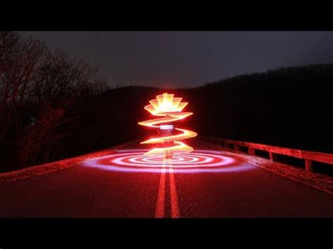who is the painter of light light painting tutorial how to light paint a spiral youtube