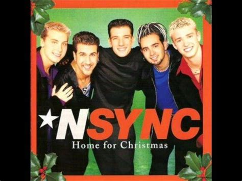 nsync merry christmas happy holidays youtube