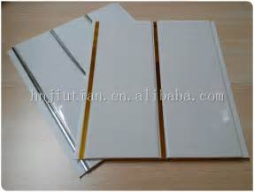 pvc ceiling and wall panel building material mobile home