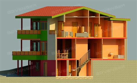 Architectural Home Design by Revit Modeling Samples Bim Architectural Structural Mep