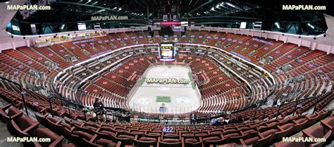 Prudential Center Floor Plan by Honda Center Seating Chart With Seat Numbers Car