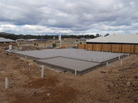 6 answers how are concrete slabs of varying degrees of