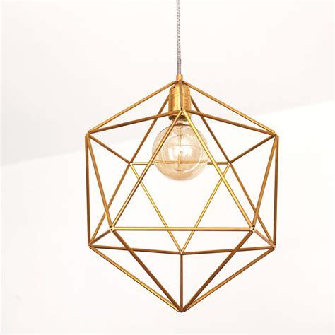 large ceiling light fixture cage brass pendant lamp
