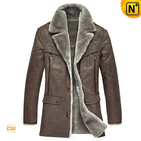 Jaket Kulit Asli Cw 002 sheepskin jacket for imagui