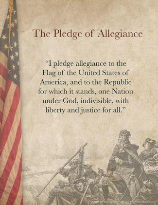 printable lyrics to the pledge of allegiance social studies printables tim s printables