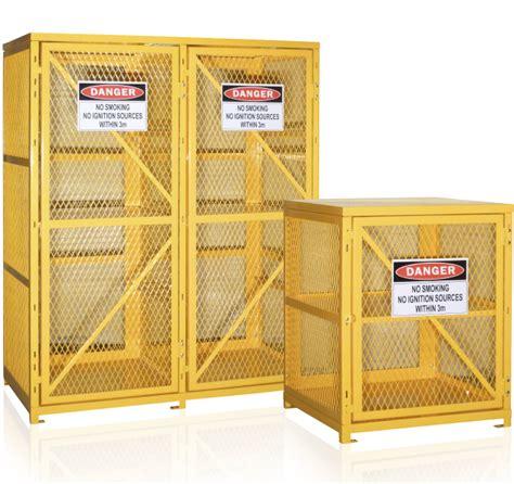 gas can storage cabinet oxygen bottle storage racks oxygen bottle storage racks