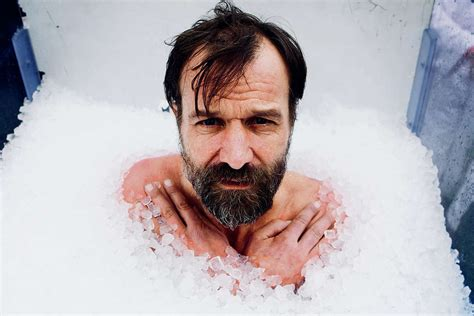 Why Guys Take Cold Showers by Wim Hof Method 10 Week Journey Of Cold Showers Baths
