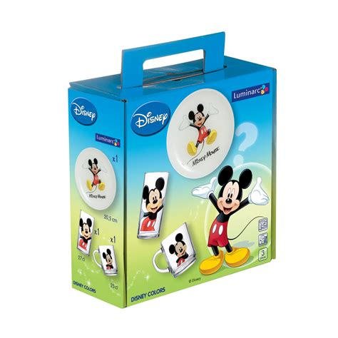 mickey mouse teppich quot disney mickey mouse quot kindergeschirr luminarc g 252 nstig