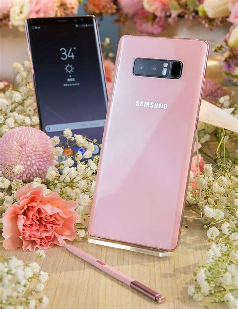 Harga Samsung S8 Taiwan samsung galaxy note 8 berwarna merah jambu dilancarkan di