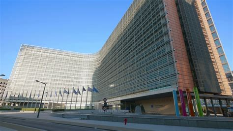 bureau union bruxelles berlaymont office building european commission eu union