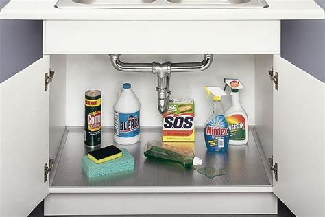 under kitchen sink cabinet liner 12 best images about kitchen sinks faucets below on