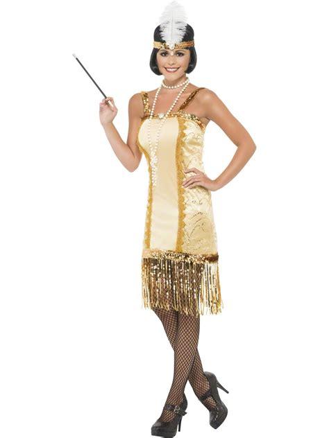 Fancy Dress by Charleston Flapper Costume 29188 Fancy Dress