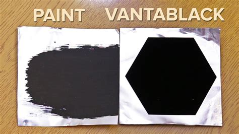 darkest color in the world the world s blackest material an inside look at