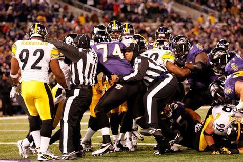 Steelers Ravens Meme - nfl s 233 ries de divisions 2011 place aux choses