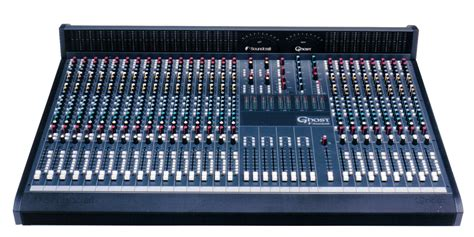 Daftar Mixer Audio Soundcraft ghost soundcraft professional audio mixers