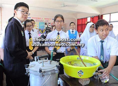 Krim Untuk Pelajar pelajar cipta produk penghalau lalat utusan borneo