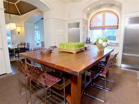 10 kitchen islands hgtv hgtv s top 10 eat in kitchens hgtv