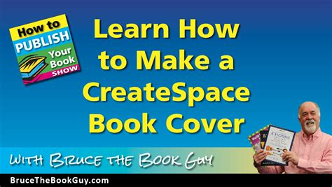 How To Make Cover by Learn How To Make A Book Cover For Your Createspace