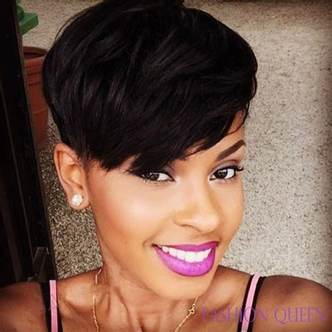 short bump weave hairstyles aliexpress com buy 28 pieces short hair weave well short