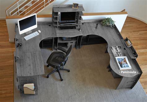 two person peninsula desk amazon com legare furniture 31 inch peninsula desk