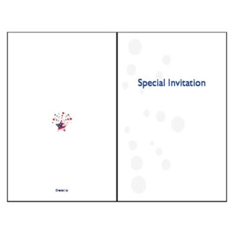 avery half fold greeting card template 3265 avery half fold card template free