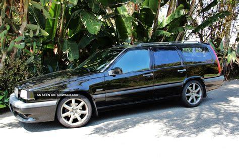 1997 volvo 850 r wagon last year