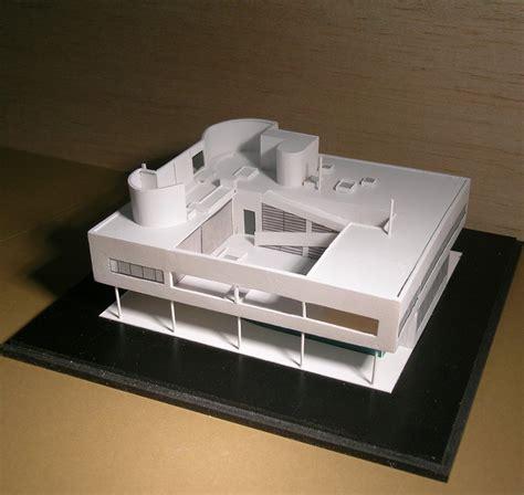 villa savoye interni villa savoye by le corbusier scale 1 200 lucio tuzza