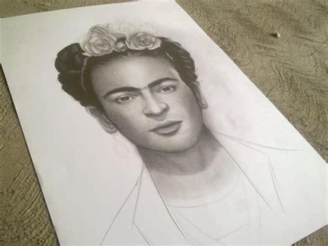 imagenes realistas de frida kahlo retrato realista frida kahlo taringa