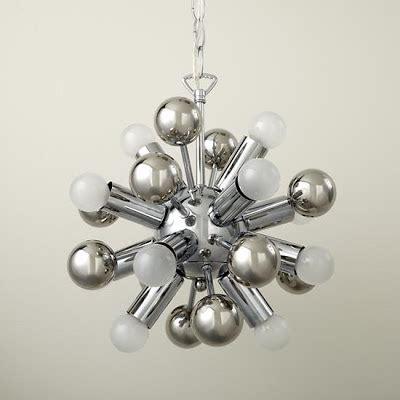 Mini Sputnik Chandelier Land Of Nod Up And Atom Chandelier
