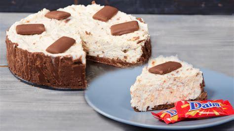 daim kuchen rezept no bake cake mit daim rezept mit bild hannah kocht