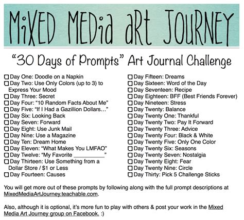 the 100 day prompt journal a writing prompt journal for self exploration and improvement books 30 days of journal prompts mixed media journey