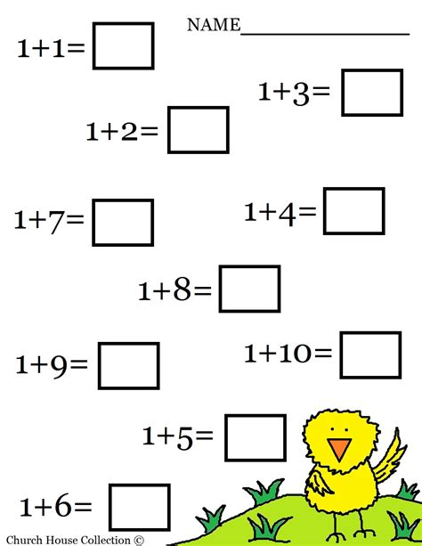 Printable Math Division Worksheets by Addition Problems To 20 Coloring Pages