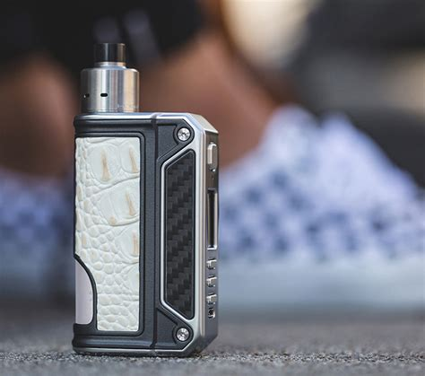 Therion Silicon lost vape therion bf squonker dna75c box mod