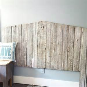 Barn Wood Headboard King Tricia Reclaimed Barn Wood Headboard By Thelakenest On Etsy