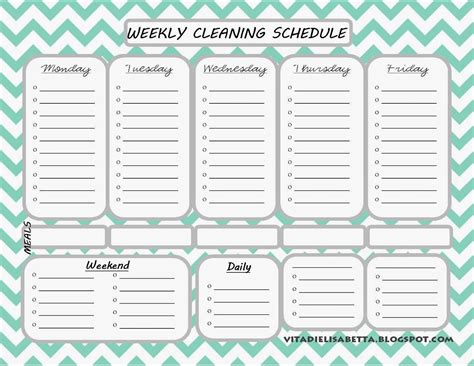 Blank Cleaning Schedule Template blank weekly schedule form search results calendar 2015