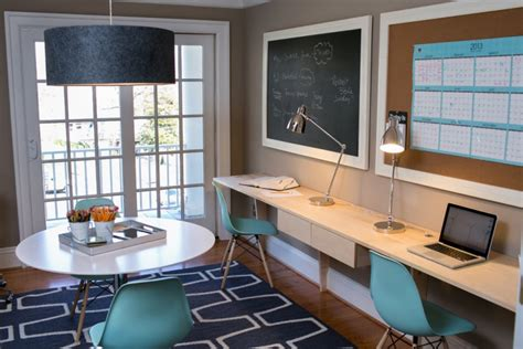 20 Home Office Designs Decorating Ideas For Small Spaces Home Office Space Design