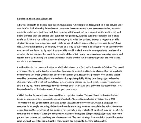 Verbal And Nonverbal Communication Essay by Essay On Verbal Communication