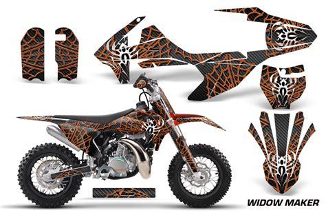 Ktm 50 Graphics Kit Amr Racing Ktm Sx50 Graphics Kit Wrap Bike Decal Sticker