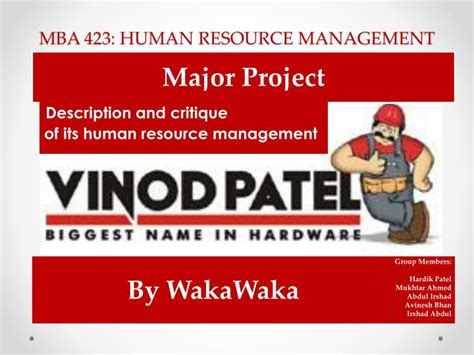 Mba In Human Resource Management In New by Ppt Mba 423 Human Resource Management Powerpoint