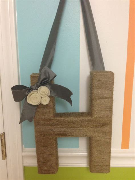 Letter Wreaths For Door by 17 Best Ideas About Letter Door Wreaths On