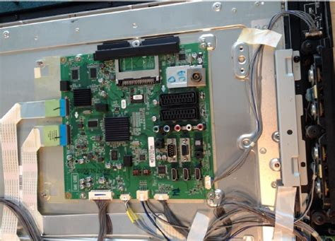 Mainboard Tv Led Lcd Lg 26lv2530 42 lg led tv repaired electronics repair and technology news