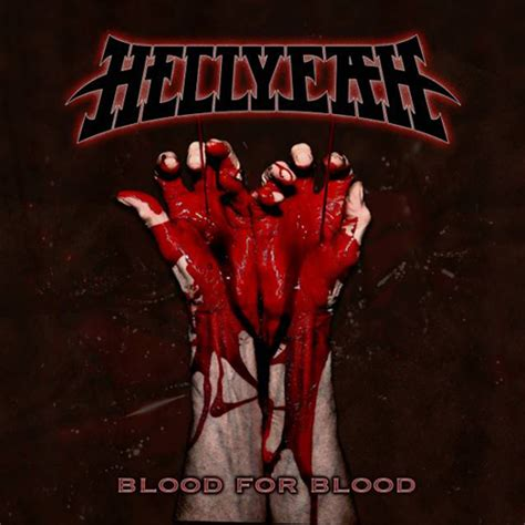 blood for blood band musik hellyeah s blood for blood album artwork unveiled