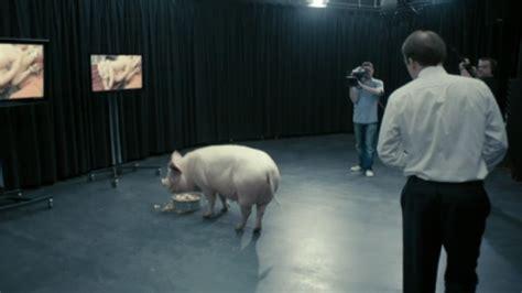 Black Mirror Pig Scene | twistedwing one to watch black mirror dvd