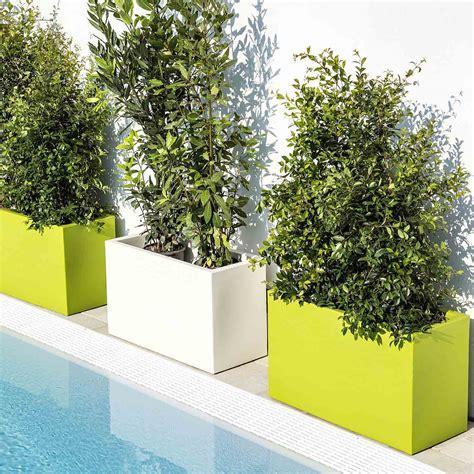 ebay vasi fioriera vaso resina arredo giardino outdoor terrazzo